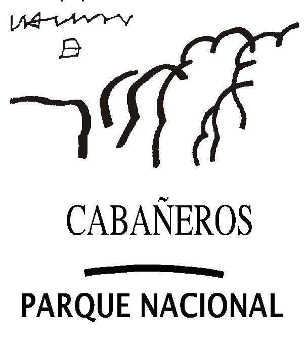 Logo Parques Nacionales Cabaneros