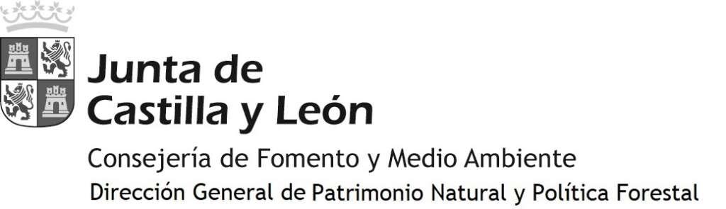 Junta de Castilla y Leon Direccion General de Patrimonio Natural y Politica Forestal